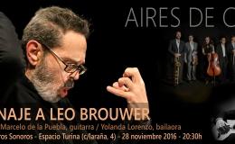 Festival Encuentros Sonoros – Sala Joaquín Turina – Sevilla(28-11-16)