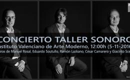 Instituto Valenciano de Arte Moderno –(5-11-16)