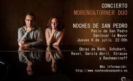 Festival Noches de San Pedro – Sanlúcar la Mayor(6/7/17)