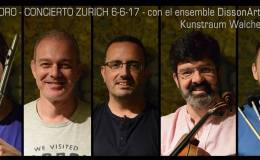 Künstraum Walcheturm – Zurich(6/6/17)