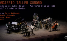 Auditorio Blas Galindo – Ciudad de México(29/7/17)