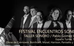 Festival Encuentros Sonoros 2017 – Sevilla(1-12-17)