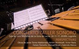 III Festival de Música Contemporánea de La Rioja – Logroño(24-11-17)