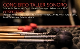 Teatros del Canal – Madrid(15-10-17)